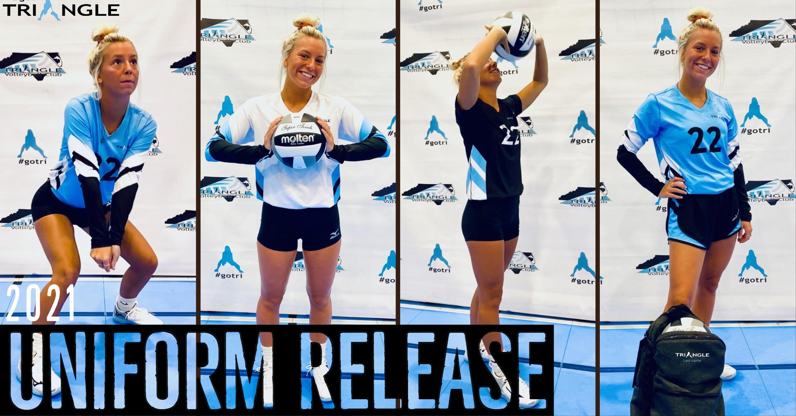 Triangle Introduces Ren Athletics As New Uniform Provider Triangle Volleyball Club